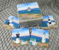 Summer Lighthouse Scenes