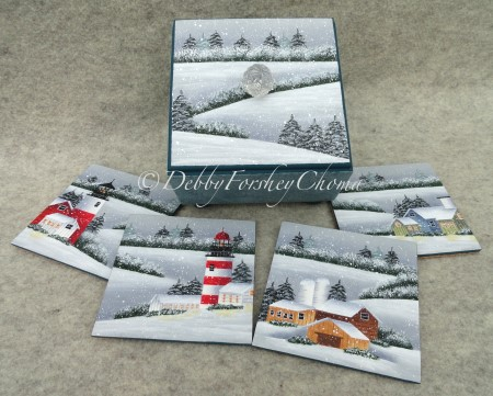 Debby's Touch Pattern Packet