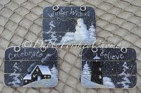 Winter Wishes Ornaments
